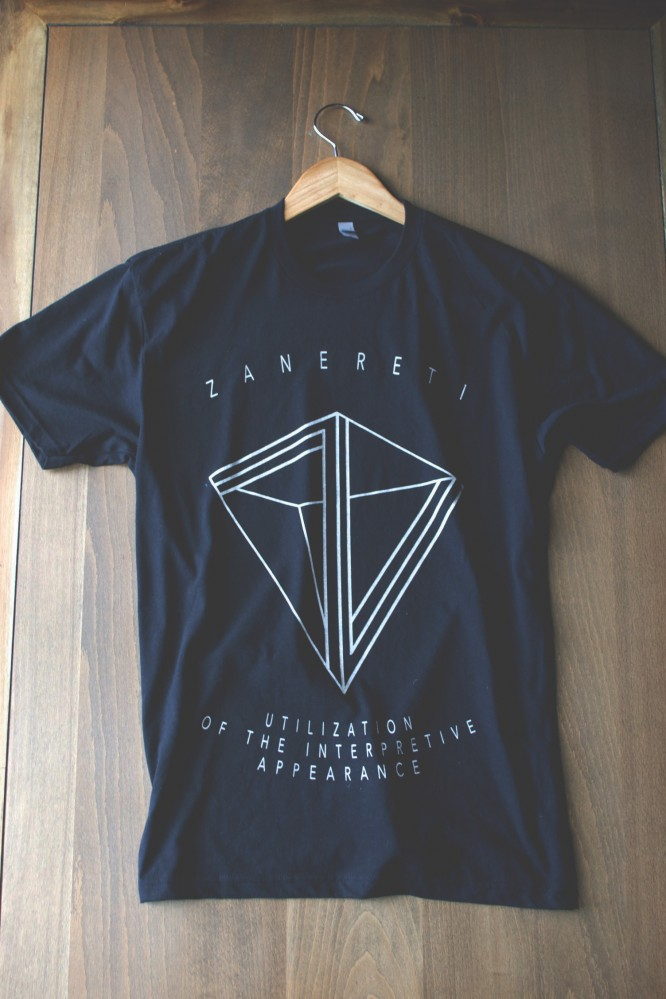 Black shirt-monument-limited-screen-printing